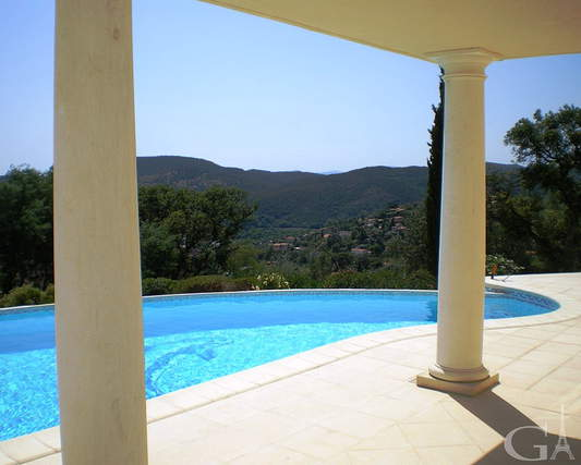 Perfect rental villa on French Riviera