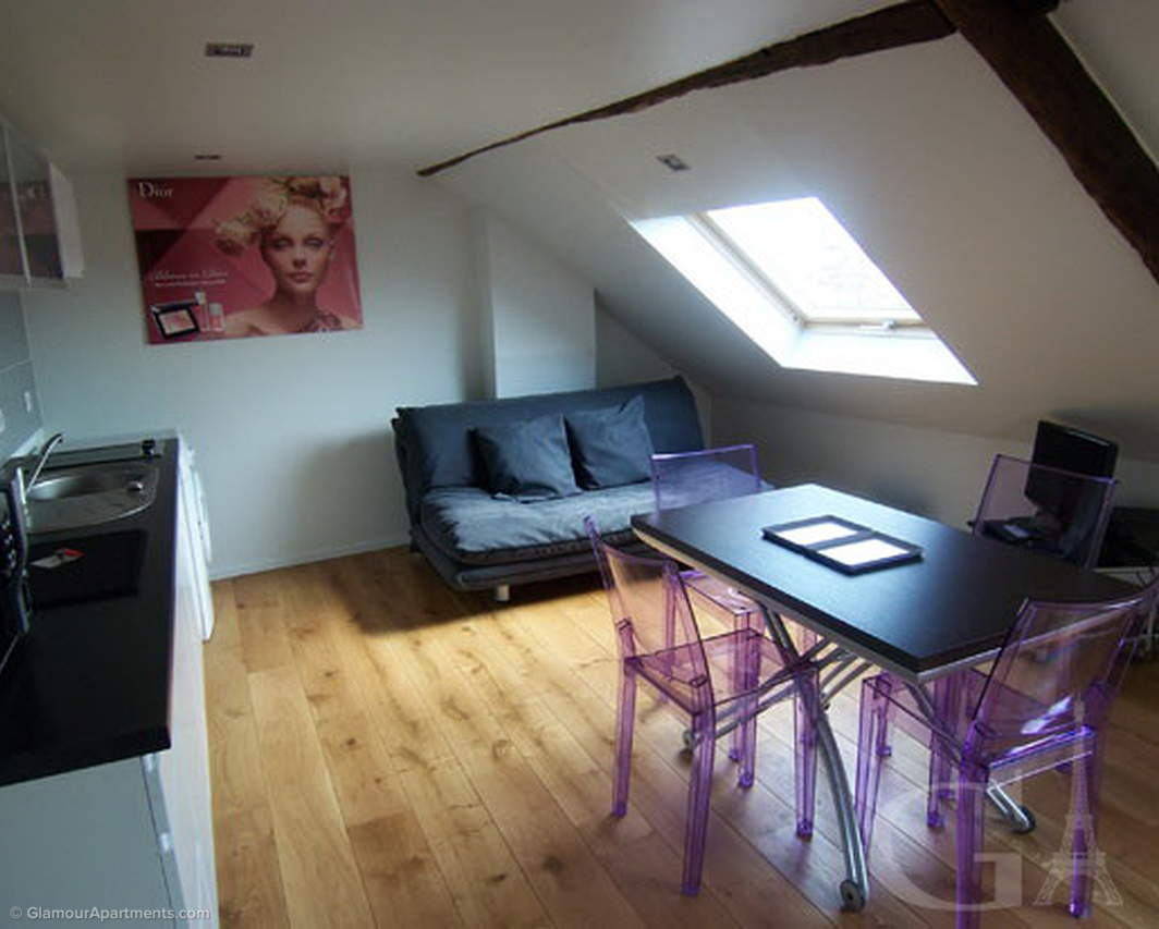 Heart of the city, originality and comfort - Fine Paris apartment close to Louvre