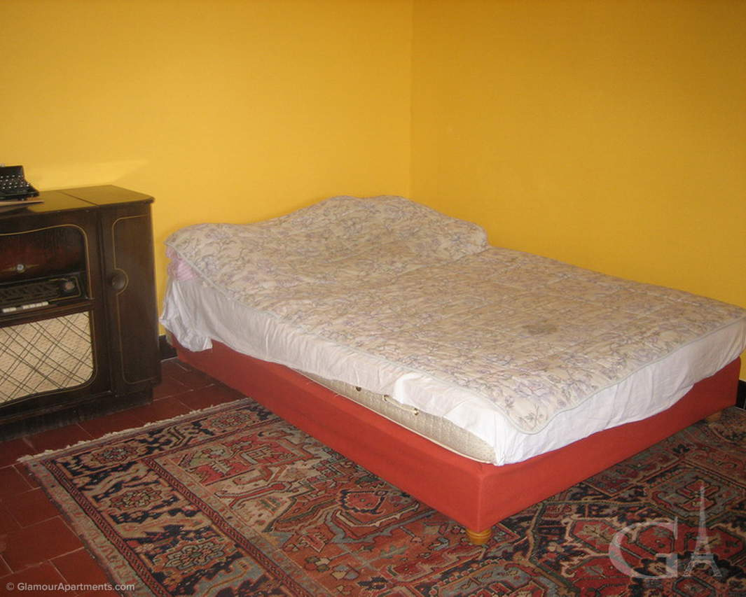 The 1<sup>st</sup> bedroom