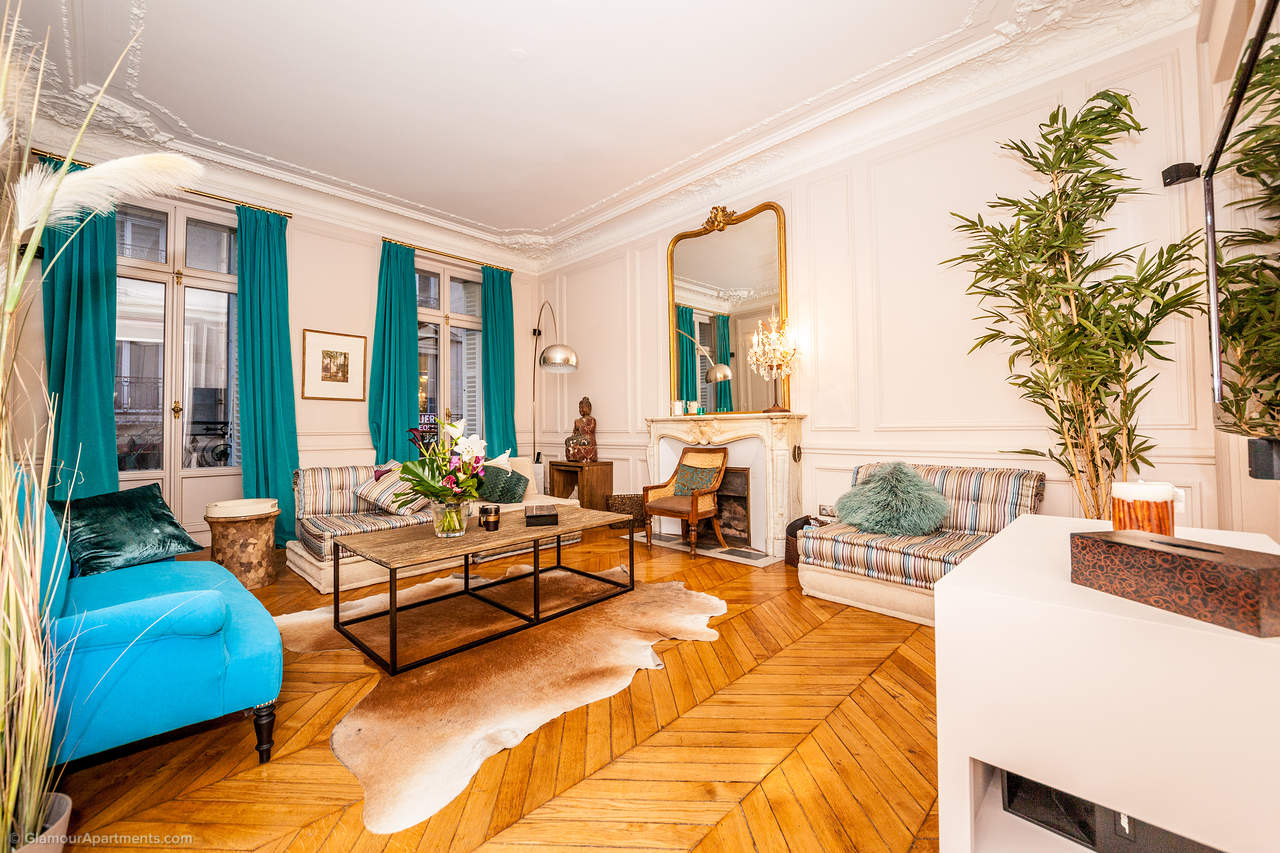 Luxury at Rue de Berri