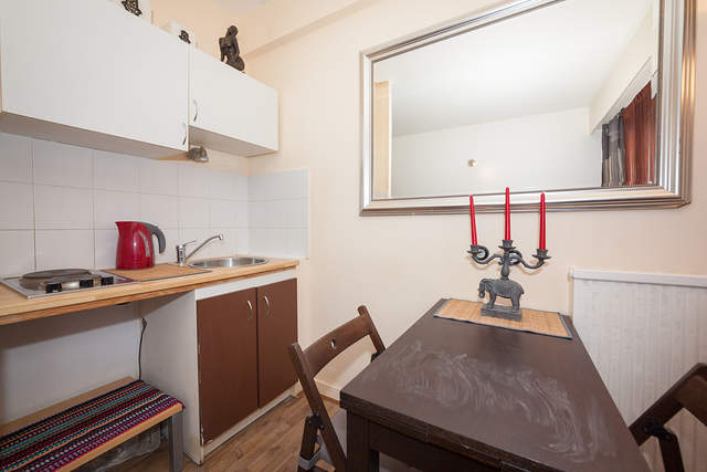 Studio Muette - short term rent in Paris