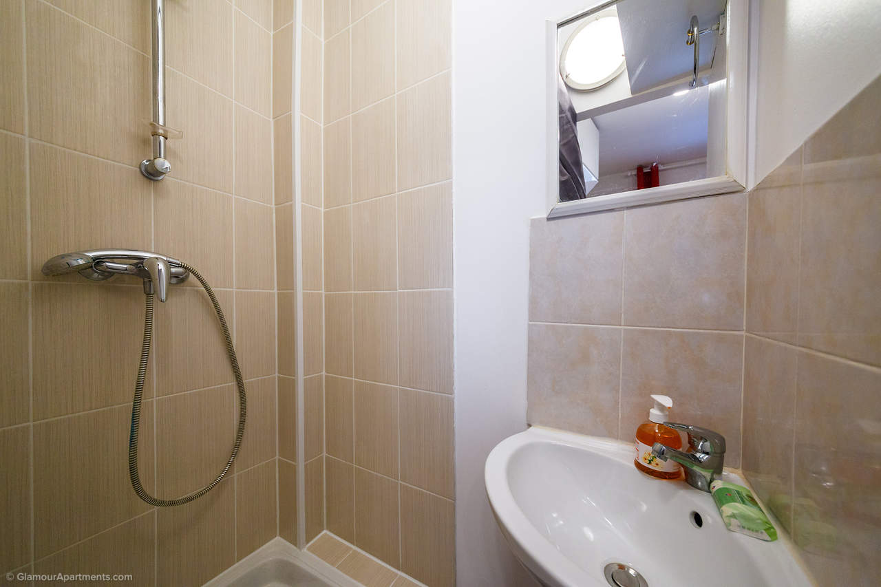 shower - Apartment Saint-Denis2
