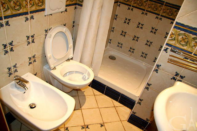 The 3rd bathroom