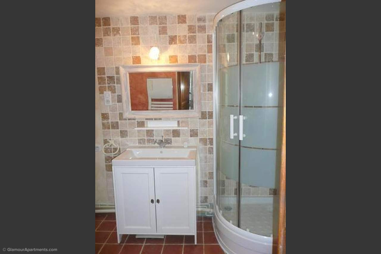The 2nd bathroom