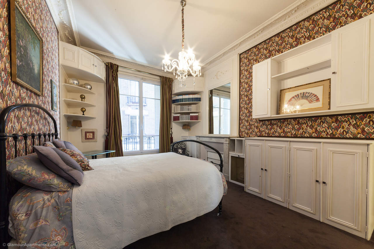 The 4th bedroom