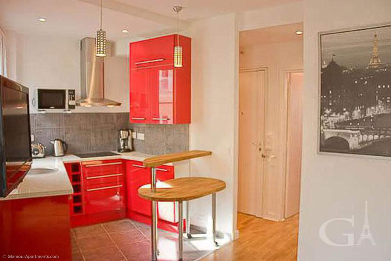 Paris furnished 1 bedroom apartment for rent pantheon for Dulce coffee studio