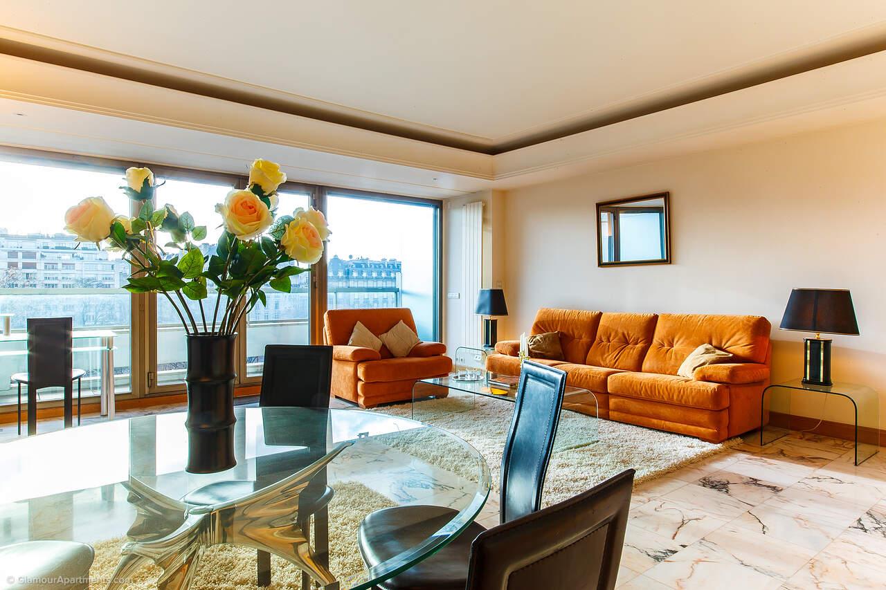 Apartment on Avenue Foch, 7th floor