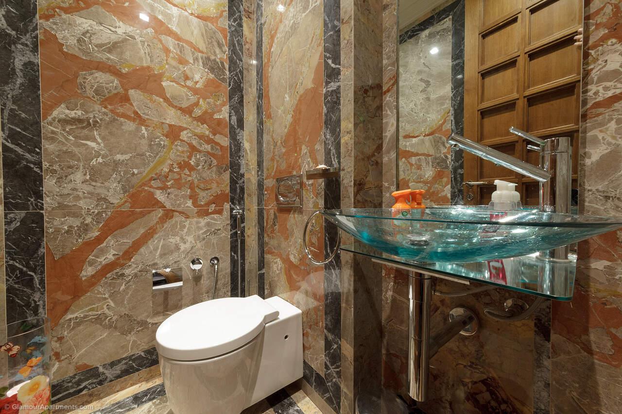 La 4ème salle de bains